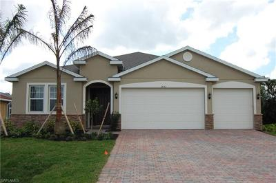 Cape Coral Single Family Home For Sale: 2542 SW 35th Ln