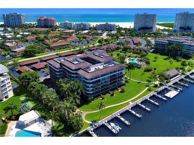 Marco Island Condo/Townhouse For Sale: 693 Seaview Ct #A409