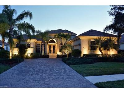 Fort Myers Single Family Home For Sale: 5687 Whispering Willow Way