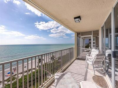 Collier County Condo/Townhouse For Sale: 10691 Gulf Shore Dr #702