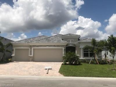 Bonita Springs Single Family Home For Sale: 16551 Bonita Landing Cir