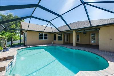 Cape Coral Single Family Home For Sale: 1812 NE 19th Ave