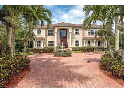 Fort Myers Single Family Home For Sale: 15840 Old Wedgewood Ct