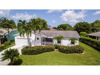 Marco Island Single Family Home For Sale: 1336 W Bayport Ave