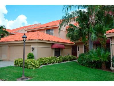 Fort Myers Condo/Townhouse For Sale: 16410 Fairway Woods Dr #403