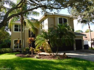 Fort Myers Single Family Home For Sale: 11443 Waterford Village Dr