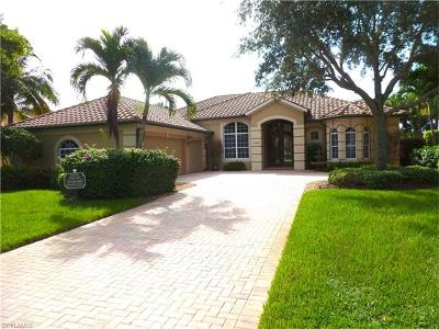 Estero Single Family Home For Sale: 19840 Markward Crcs