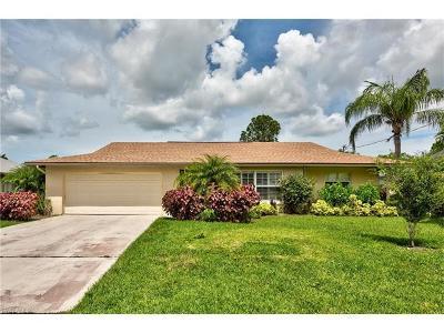 Bonita Springs Single Family Home For Sale: 27240 Belle Rio Dr
