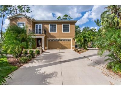 Bonita Springs Single Family Home For Sale: 3460 Cartwright Ct
