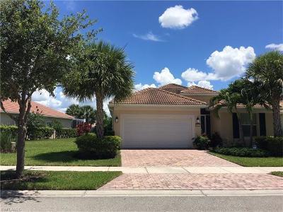 Bonita Springs Single Family Home For Sale: 15037 Danios Dr