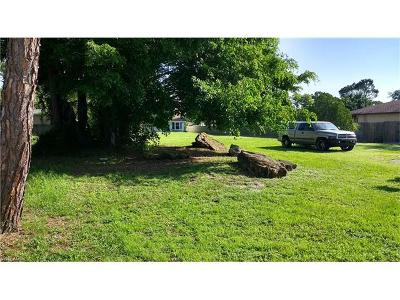 Bonita Springs Residential Lots & Land For Sale: 10130 Sunshine Dr