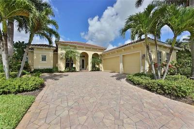 Fort Myers Single Family Home For Sale: 18200 Creekside View Dr