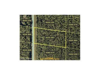 Bonita Springs Residential Lots & Land For Sale: 24311 & 24 Roger Dodger St