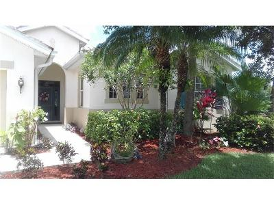Fort Myers Single Family Home For Sale: 12871 Bay Timber Ct