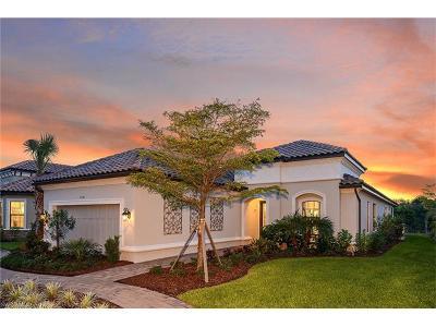 Bonita Springs Single Family Home For Sale: 23737 Pebble Pointe Ln
