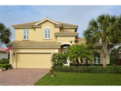 Bonita Springs Single Family Home For Sale: 26342 Stonewall Ln