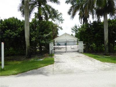Naples Single Family Home For Sale: 1420 SW 16th Ave
