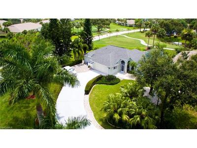 Estero Single Family Home For Sale: 20621 Country Walk Way