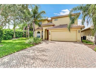 Estero Single Family Home For Sale: 20618 Ardore Ln