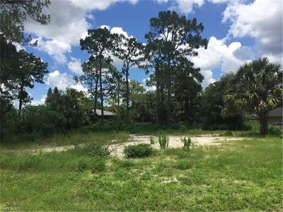 Bonita Springs Residential Lots & Land For Sale: 12019 River View Dr