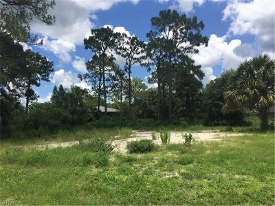 Bonita Springs Residential Lots & Land For Sale: 12023 River View Dr