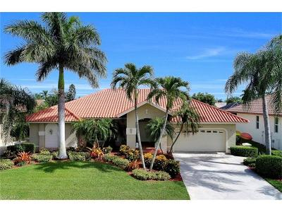 Marco Island Single Family Home For Sale: 1143 Lighthouse Ct