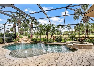 Bonita Springs Single Family Home For Sale: 28553 Risorsa Pl