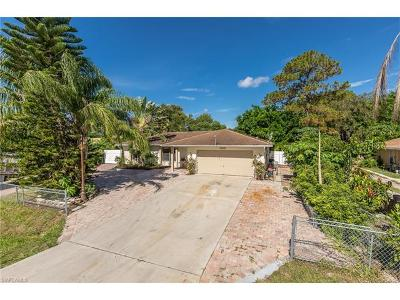 Bonita Springs Single Family Home For Sale: 26862 Our Ct