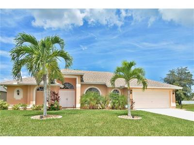 Cape Coral Single Family Home For Sale: 224 NW 35th Ave