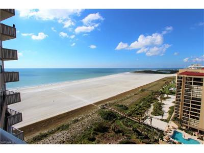 Marco Island Condo/Townhouse For Sale: 58 N Collier Blvd #1806