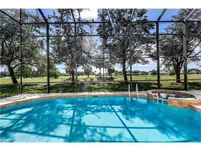 Naples Single Family Home For Sale: 14646 Indigo Lakes Cir