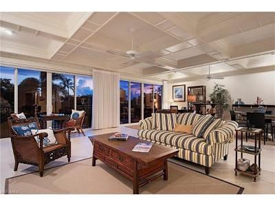 Naples Condo/Townhouse For Sale: 1400 N Gulf Shore Blvd #203