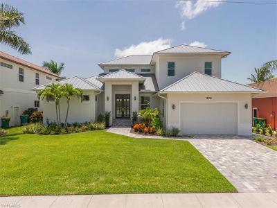 Marco Island Single Family Home For Sale: 929 S Joy Cir