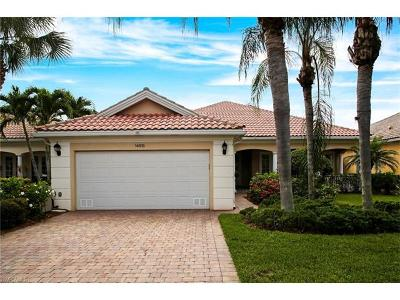 Bonita Springs Single Family Home For Sale: 14815 Carducci Ct