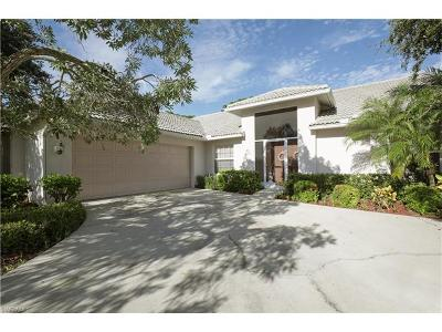Bonita Springs Single Family Home For Sale: 28496 Del Lago Way