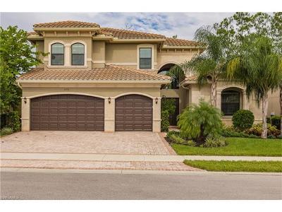 Naples Single Family Home For Sale: 3292 Atlantic Cir