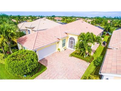 Naples Single Family Home For Sale: 8774 Ferrara Ct