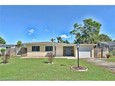 Fort Myers Single Family Home For Sale: 3711 Kelly St