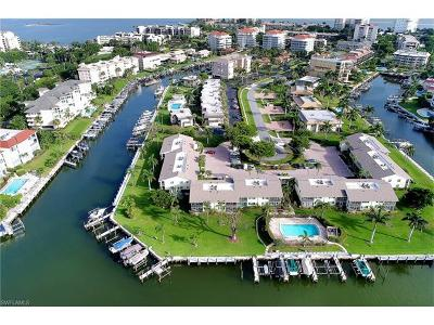 Marco Island Condo/Townhouse For Sale: 860 Panama Ct #114