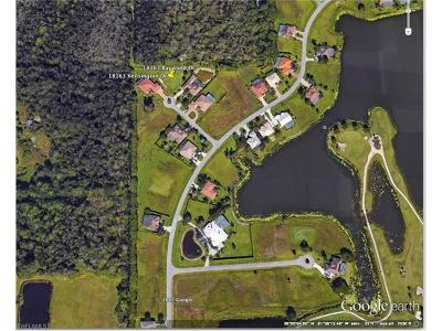 Naples Residential Lots & Land For Sale: 18163 Baywood Dr
