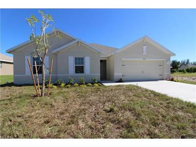 Cape Coral Single Family Home For Sale: 2529 SW 11th Pl