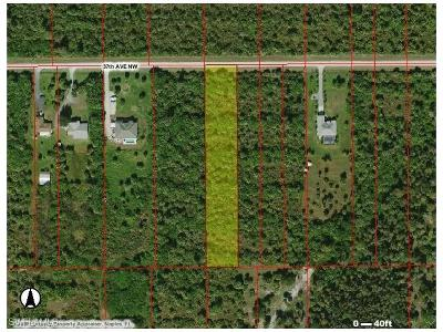 Naples Residential Lots & Land For Sale: 490 NW 37th Ave