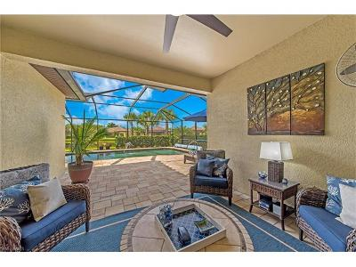 Estero Single Family Home For Sale: 13513 Villa Di Preserve Ln