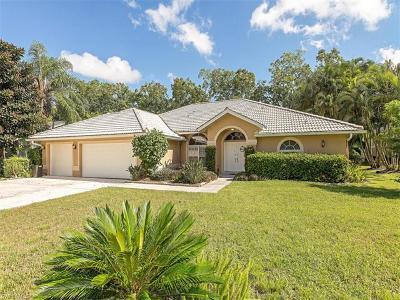 Naples Single Family Home For Sale: 488 Henley Dr