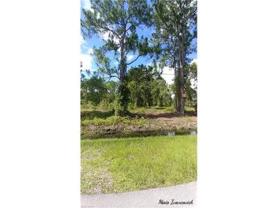 Naples Residential Lots & Land For Sale: 2485 NE 35th Ave