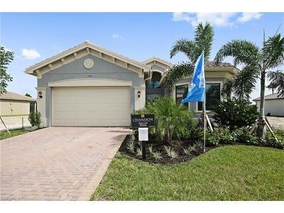 Naples Single Family Home For Sale: 4166 Aspen Chase Dr