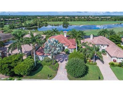 Fort Myers Single Family Home For Sale: 9630 Monteverdi Way