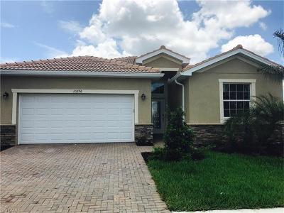 Fort Myers Single Family Home For Sale: 10296 Livorno Dr