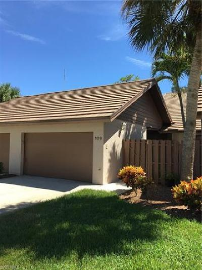 Naples Single Family Home For Sale: 109 Cypress View Dr #C-70