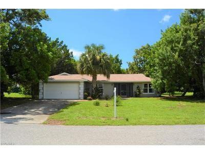 Cape Coral Single Family Home For Sale: 1408 SE 32nd Ter